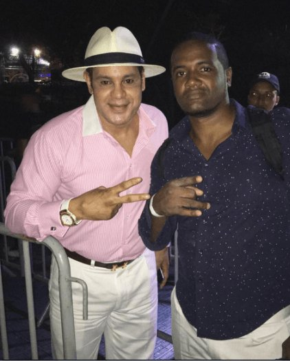 Sammy Sosa Whiter Than White In Punta Cana