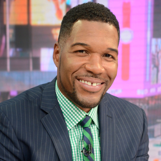 Michael Strahan Is Not Sorry