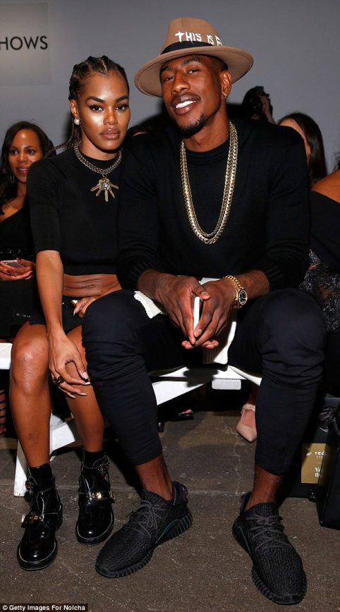 Teyana Taylor Lets it Slip She's Married to Iman Shumpert