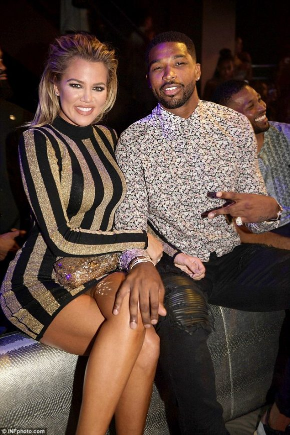 Tristan Thompson Making Wedding Promises to Khloe Already?