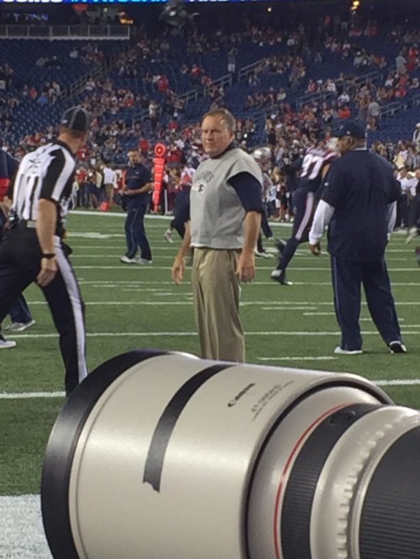 Bill Belichick's Style Is On Another Level