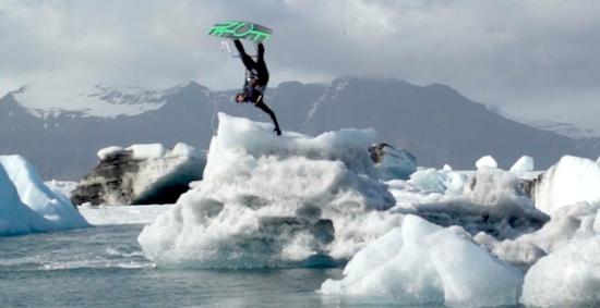 Experience Kitesurfing Manera – Valhalla