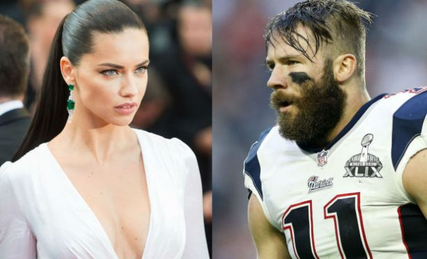 Julian Edelman's Girl Posts Naked Selfie