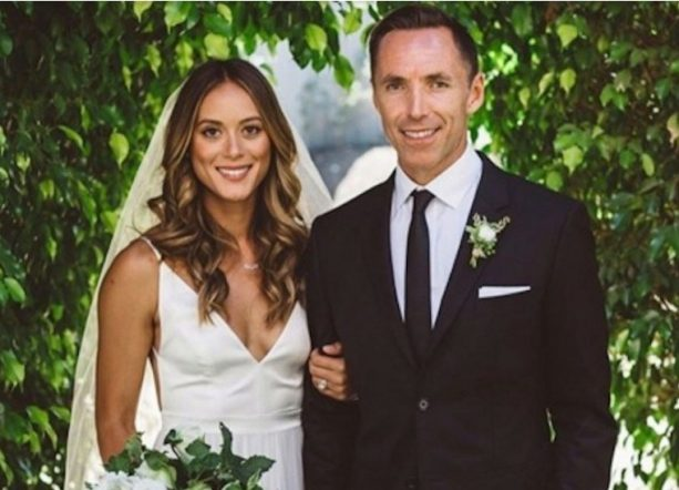The Steve Nash Wedding Was MVP Worthy