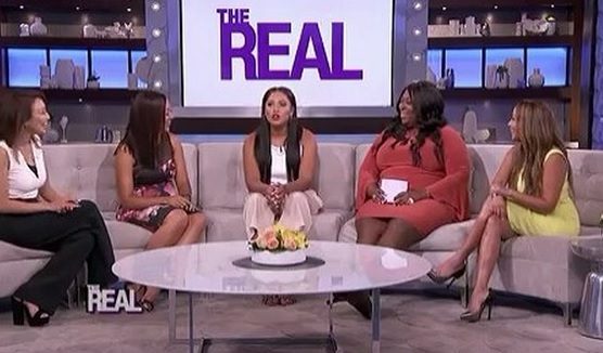 Ayesha Curry Gets Real on The Real