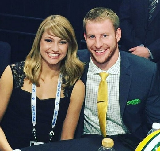 Let's Meet Carson Wentz's Girlfriend