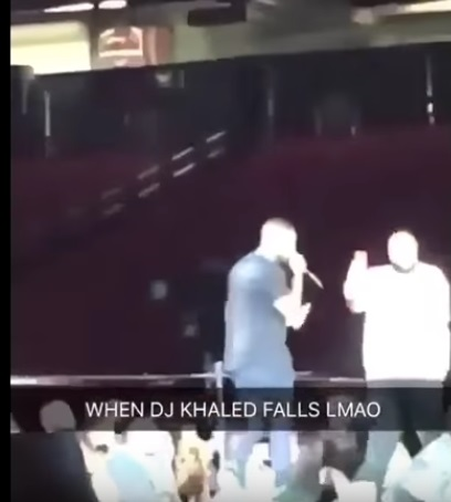 DJ Khaled is a Terrible Athlete