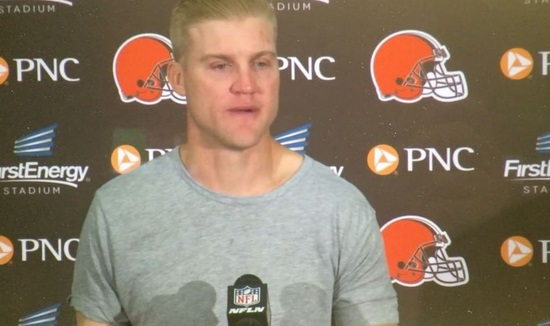 Josh McCown's legendary response Why He Never Goes Out