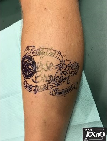 This Cubs Tattoo Just Sealed Their Fate