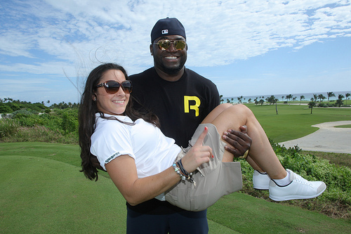 Ali Raisman is All about Big Papi
