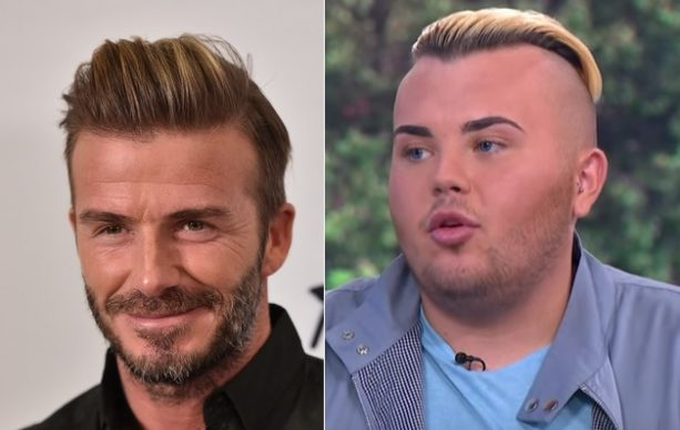 Guy Spent $26,000 on Plastic Surgery to Look Like David Beckham