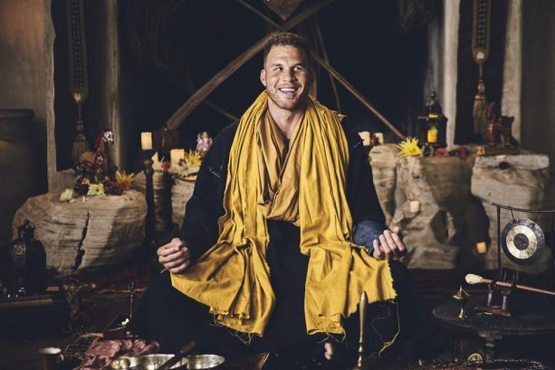 Blake Griffin's Path to Musical Bliss