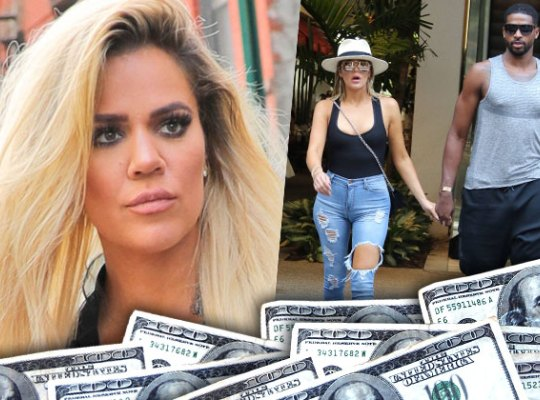 Khloe Blowing Her Fortune To Impress New Boyfriend?