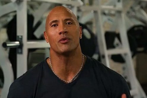 The Rock is the Hardest Working Man in Showbiz