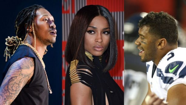Ciara Wilson Fans Go Hard at Future