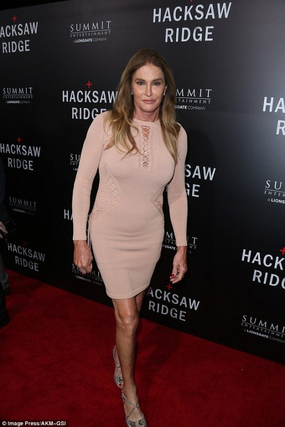 Caitlyn Jenner Buddies up with Mel Gibson