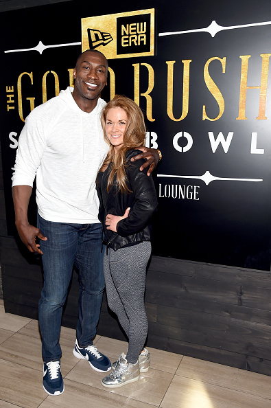 Shannon Sharpe Left his Girlfriend at Home Last Night