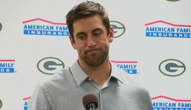 Aaron Rodgers Struggles Identified
