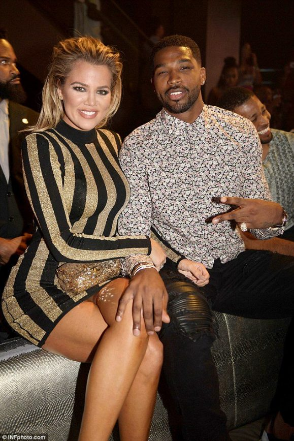 Tristan Thompson Denying That His Ex's Baby Is His