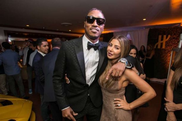 Rapper Future Continues to Troll Scottie Pippen