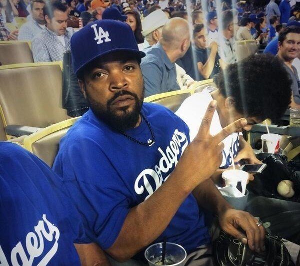 Ice Cube Has Got Some Hands