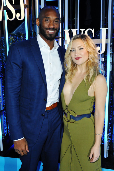 Kobe Bryant and Kate Hudson Couple Up