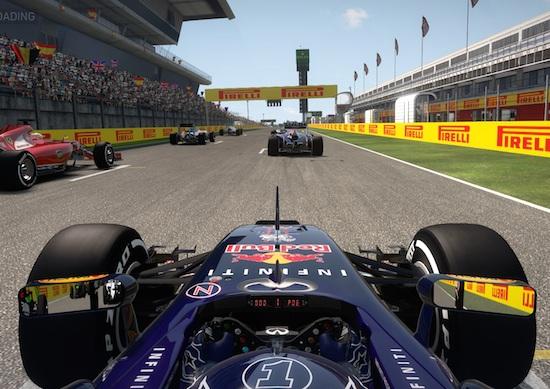 Evolution of Formula 1 Racing Games 1976-2015