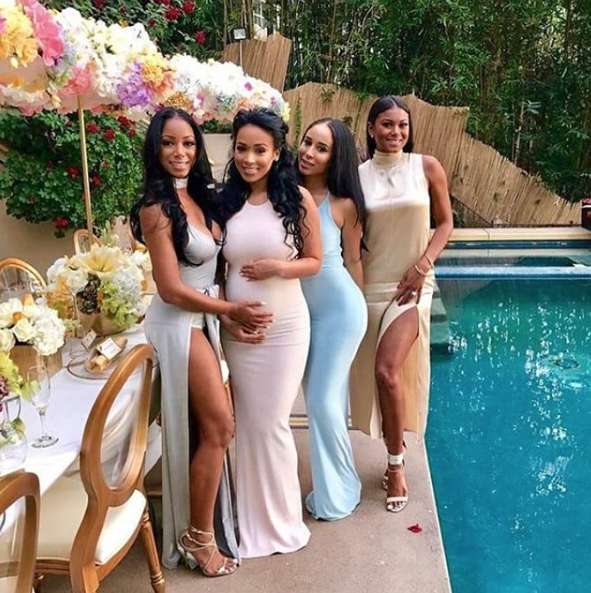 Tristan Thompson Ex Has Baby Shower For Their Kid