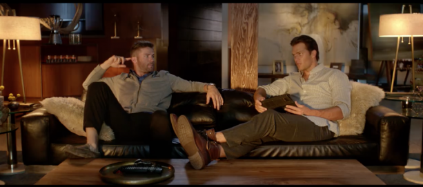 Tom Brady & Julian Edelman's New Ugg Commercial