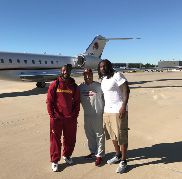 Redskins Ricky Jean Francois & Pierre Garçon Return To Haiti, Hand Deliver Medical Supplies