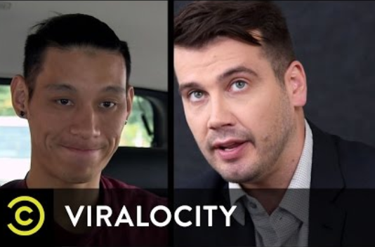 Jeremy Lin Teams up with Comedy Central