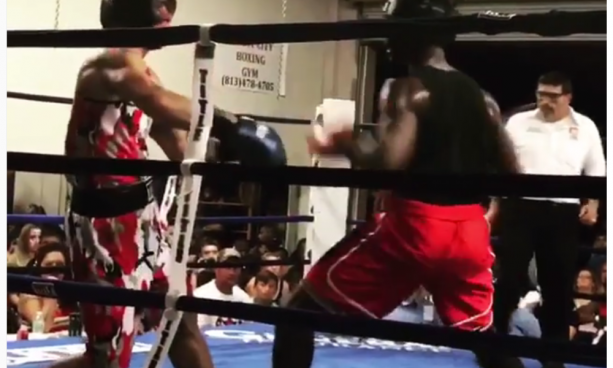 Check out The Knockout of the Year