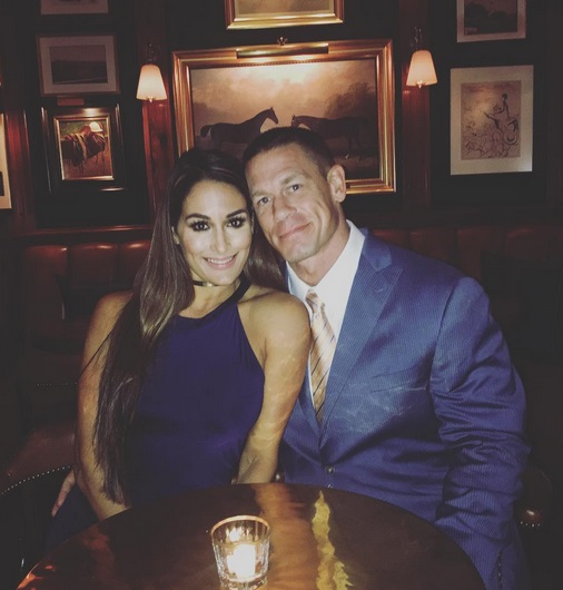 John Cena Made Nikki Bella Sign a 75-Page Contract to Move in