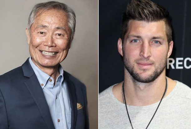 George Takei Tears Tim Tebow a New One