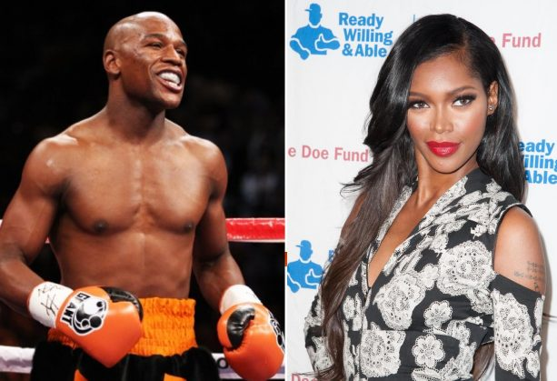SI Model Slams Floyd Mayweather for All Lives Matter Comment