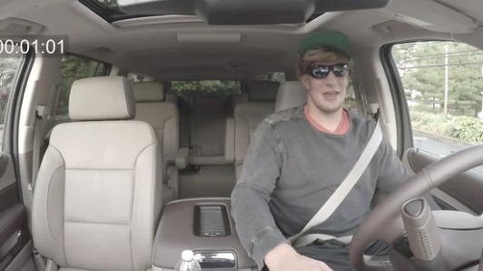 Gronk Goes Undercover for LYFT