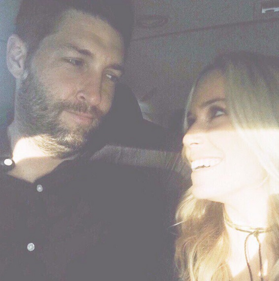 Kristin Cavallari Sends Out Luck to Jay Cutler