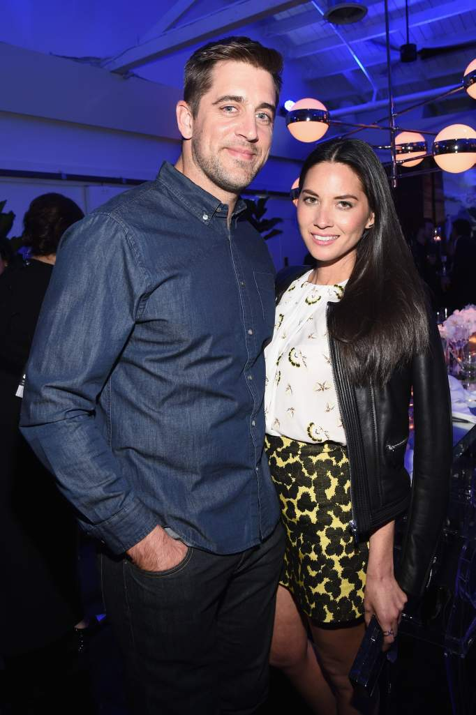 Aaron Rodgers and Olivia Munn are Secretly Engaged?
