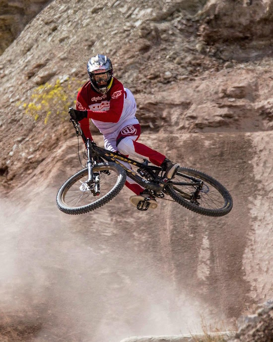Rampage Winning Run: Brandon Semenuk's Flawless Big Mountain Line