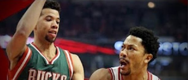 Derrick Rose Fans Go Hard at Michael Carter Williams