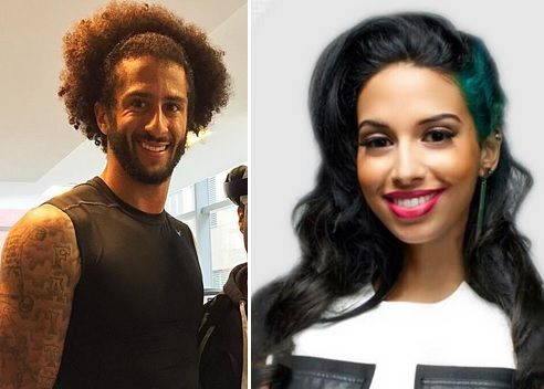 Colin Kaepernick's Fiance Hooking Brothers up with SEATS