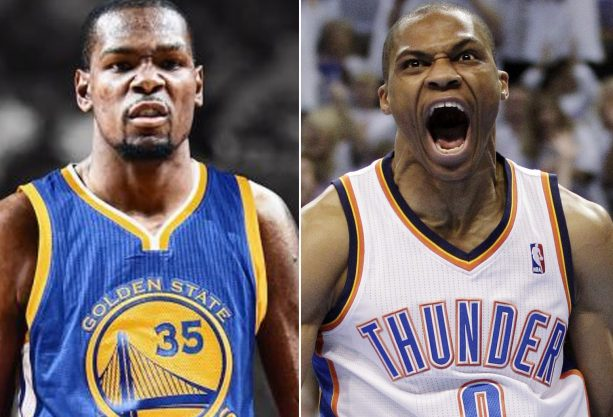 Kevin Durant Versus Russell Westbrook War of Words Continues