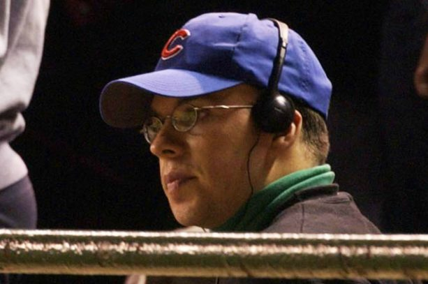 Steve Bartman Wants to Stay IN Hiding
