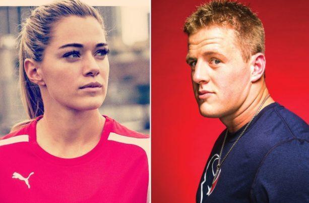 JJ Watt's Alleged Girlfriend Confirms Her Relationship with JJ