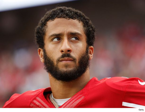 Colin Kaepernick's Side Chick Airs It Out On The Radio