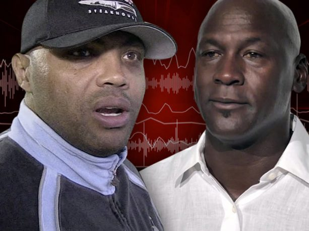 Charles Barkley and Michael Jordan Still on the OUTS