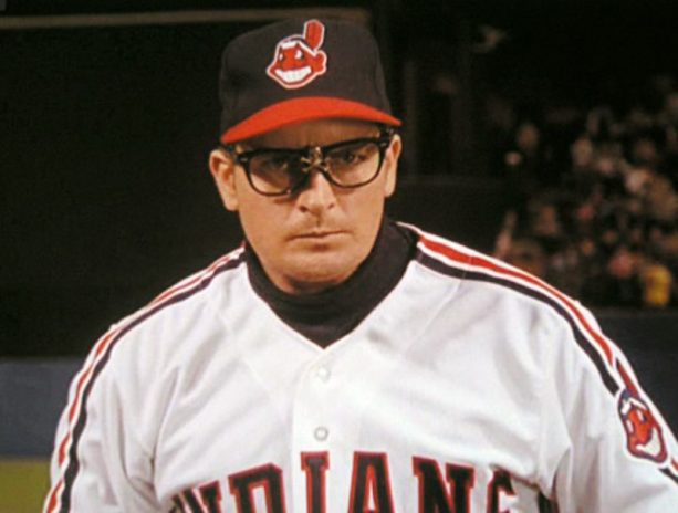 Cleveland Indians Lost Because They Screwed Charlie Sheen?