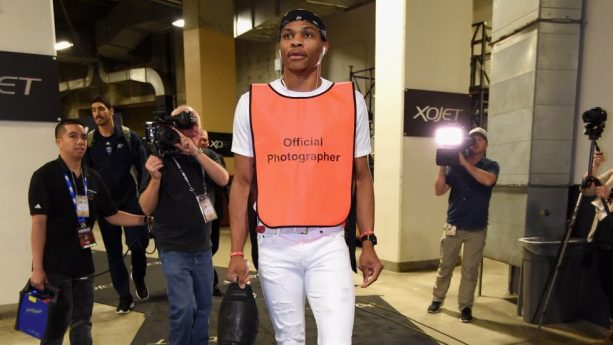 Russell Westbrook Took 3 L's in One Game