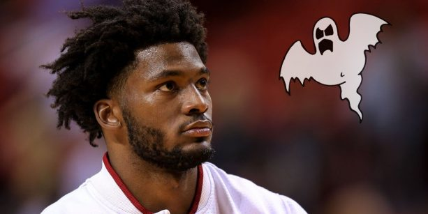 Miami Heat's Justice Winslow Experiences Paranormal Activity