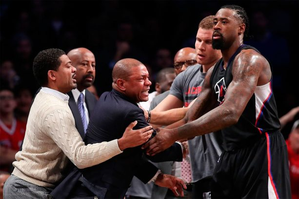 Doc Rivers Loses his Sh*t After Being Ejected